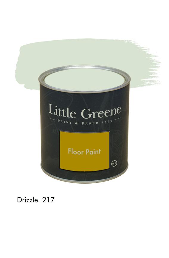 Drizzle n°217. Peinture Floor Paint Little Greene