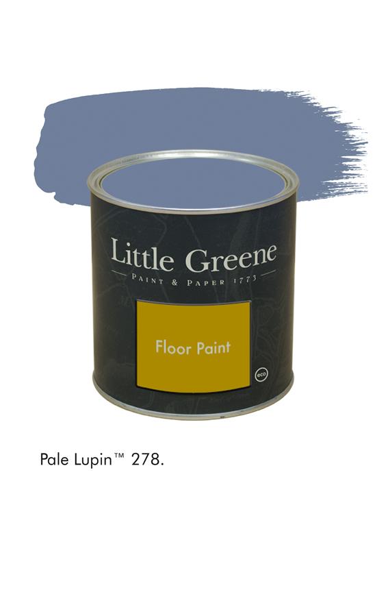 Pale Lupin n°278 - peinture Little Greene