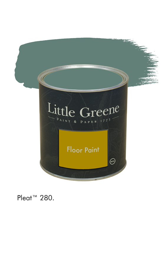 Pleat n°280 - peinture Little Greene