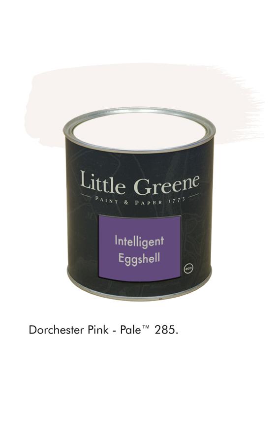 Dorchester Pink Pale n°285 - peinture Little Greene