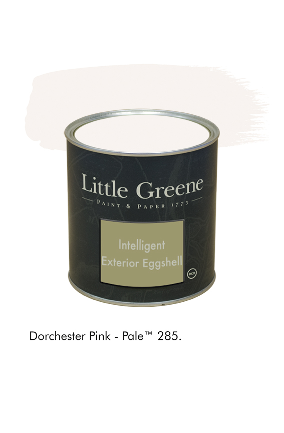 Dorchester Pink Pale n°285 - peinture Little Greene