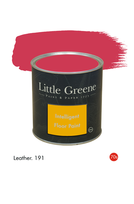 Peinture Intelligent Floor Paint - Leather n°191 - Peinture Little Greene