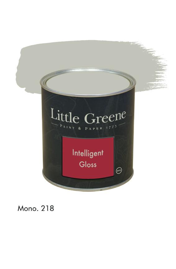 Mono n°218. Peinture Intelligent Gloss Little Greene