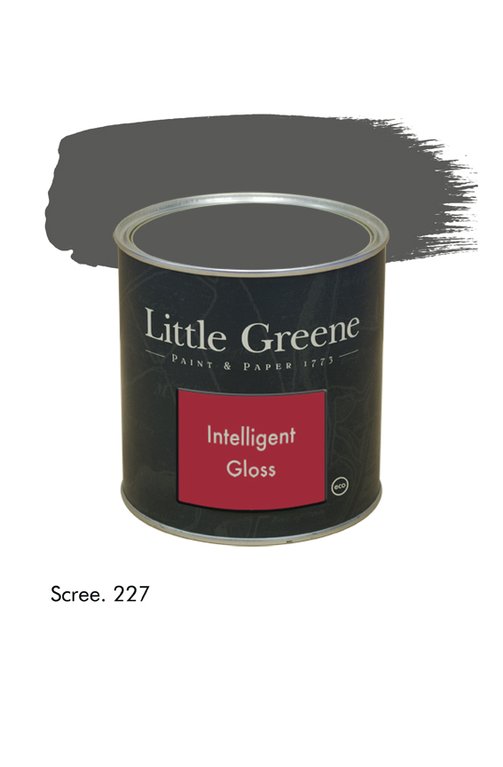 Scree n°227. Peinture Intelligent Gloss Little Greene