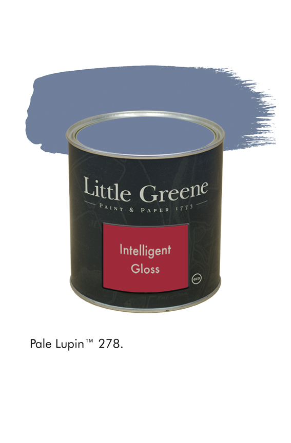 Pale Lupin n°278 - peinture Little Greene