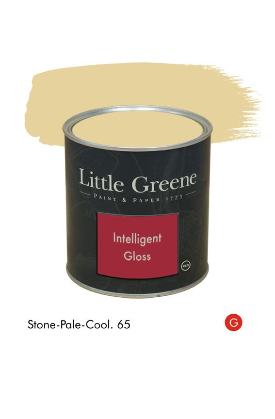 Stone-Pale-Cool (Georgian) n°65. Peinture Intelligent Gloss Little Greene