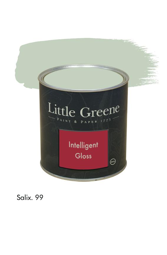Salix n°99. Peinture Intelligent Gloss Little Greene