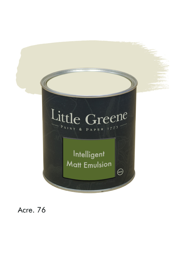 Acre n°76. Peinture Intelligent Matt Emulsion Little Greene