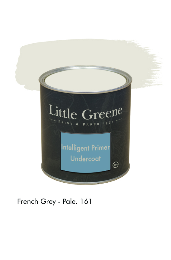 French Grey pale n°161. Sous-couche Intelligent Primer Undercoat Little Greene