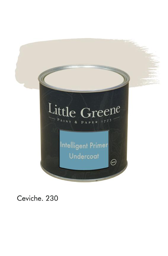 Ceviche n°230. Sous-couche Intelligent Primer Undercoat Little Greene