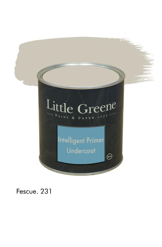 Fescue n°231. Sous-couche Intelligent Primer Undercoat Little Greene