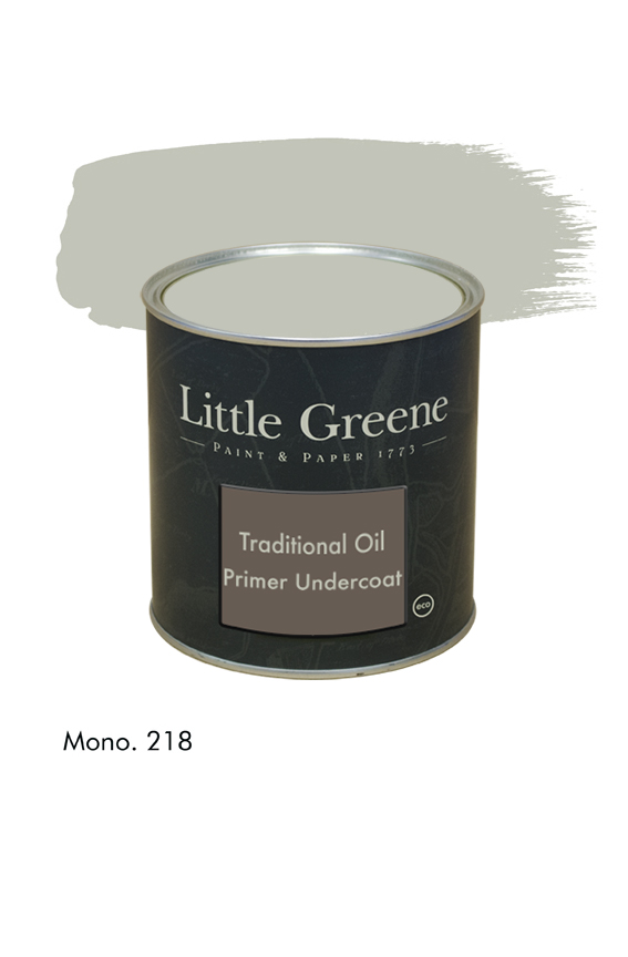 Mono n°218. Sous-couche Traditional Oil Primer Undercoat Little Greene