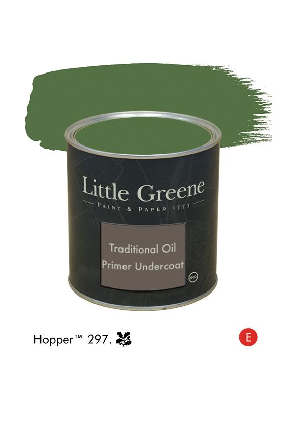 Sous-couche teintée Traditional Oil Primer pour Hopper n°297