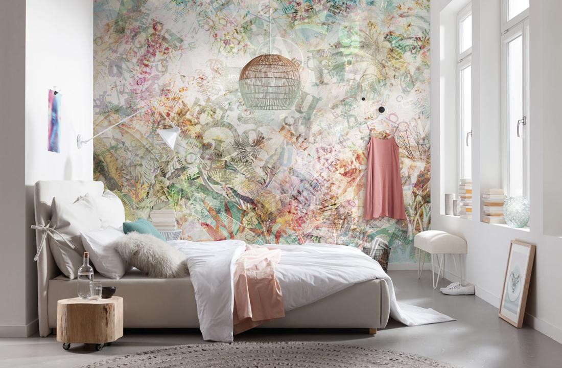 Panoramique Stories - Papier peint Komar AMB