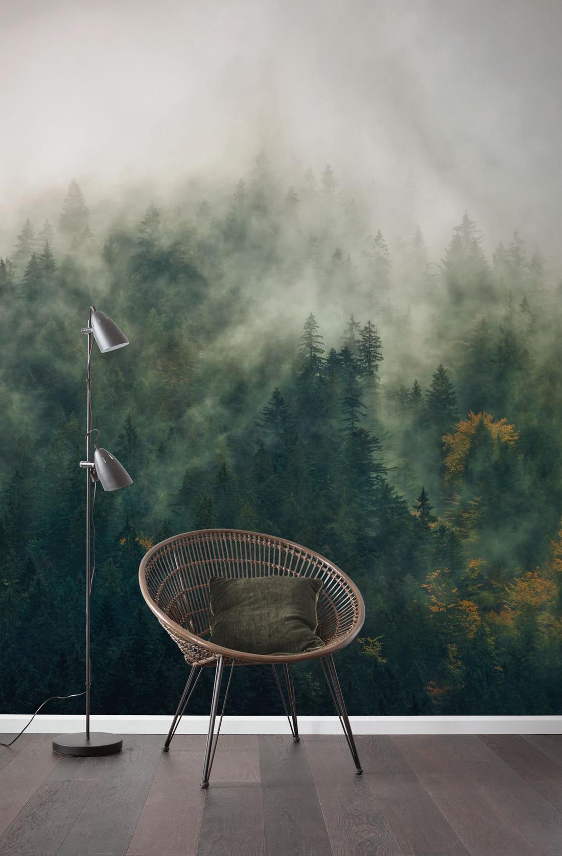 Panoramique Tales of the Carpathians - Papier peint Komar AMB