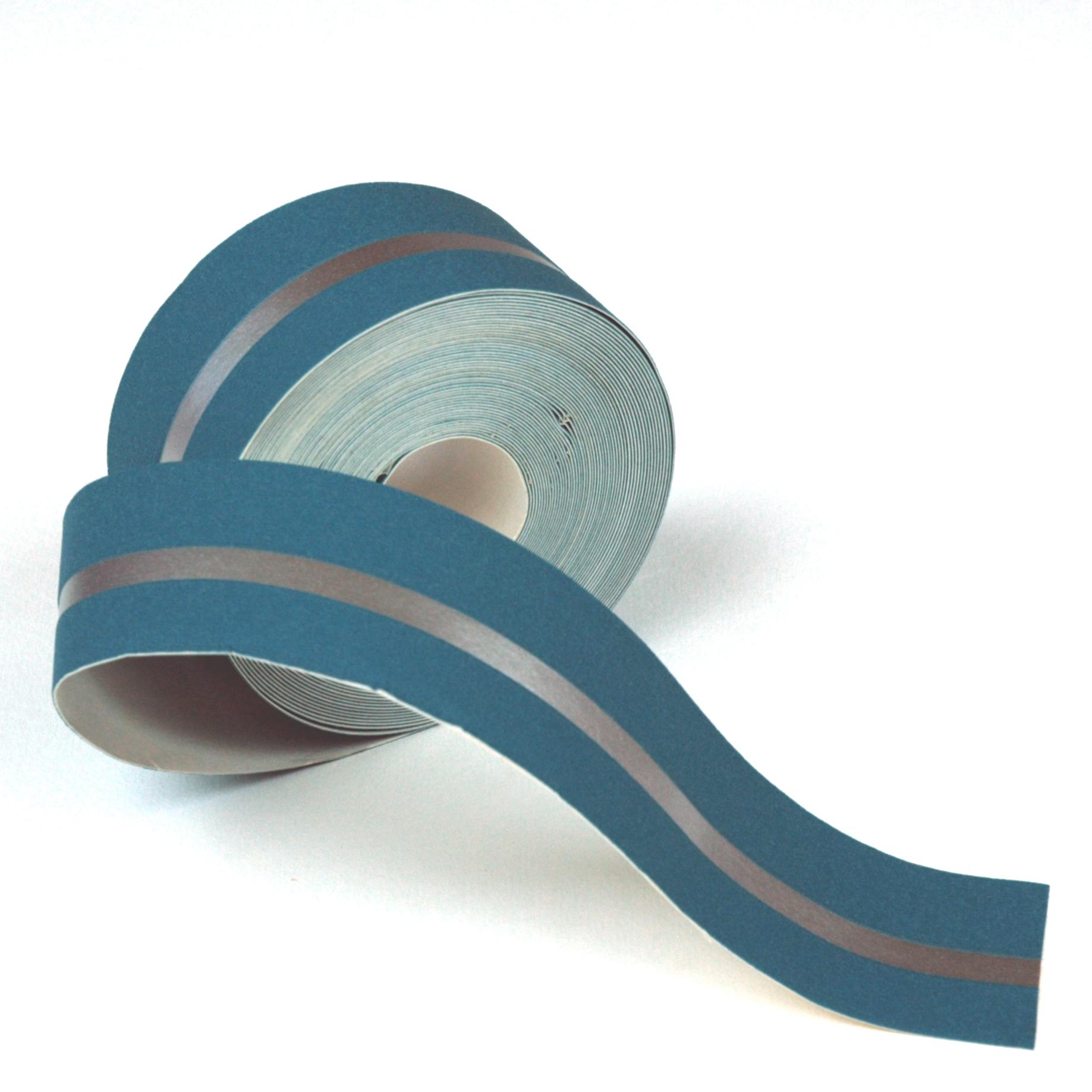 Galon Uni bleu- Collection Bordures & Galons de Montecolino