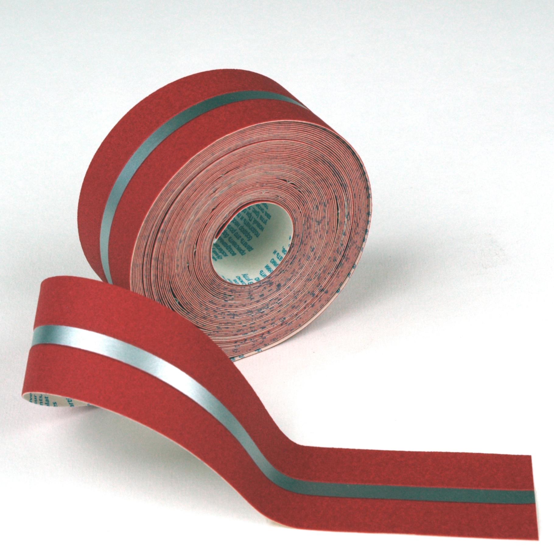 Galon Uni rouge - Collection Bordures & Galons de Montecolino
