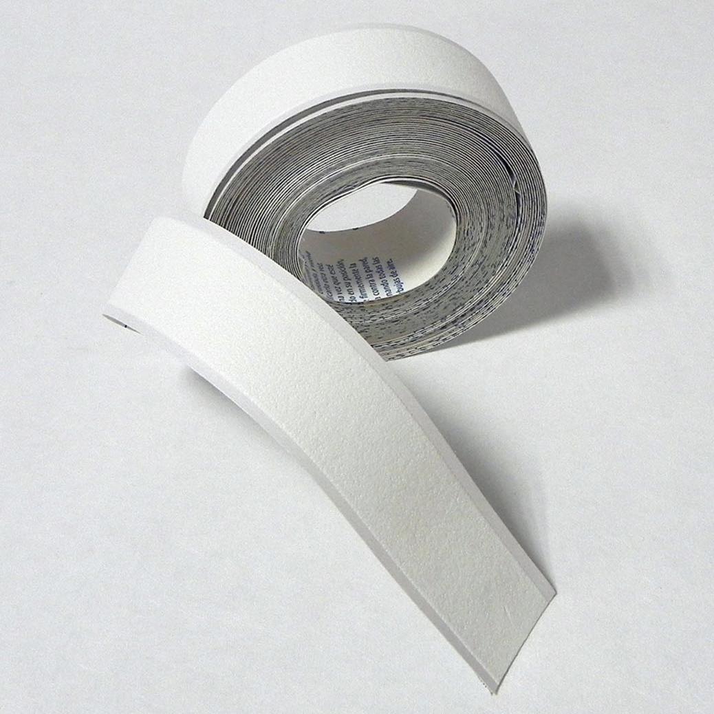 Galon Uni blanc pur - Collection Bordures & Galons de Montecolino