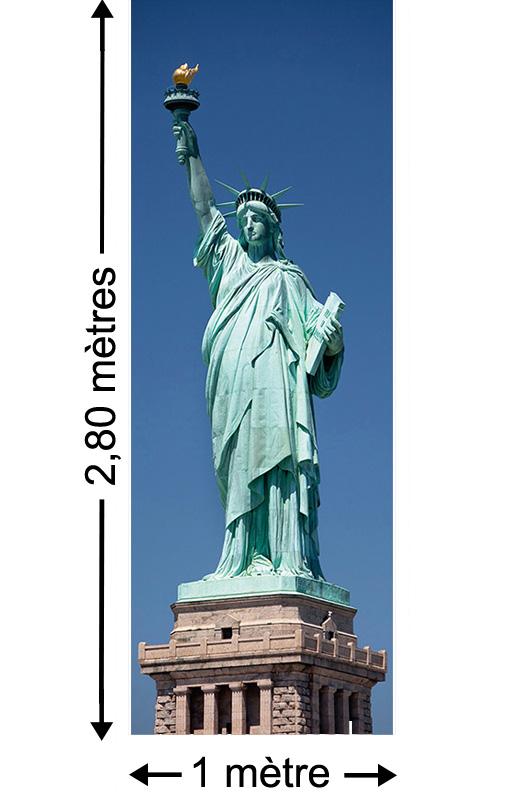 Statue of Liberty - Papier peint lé unique