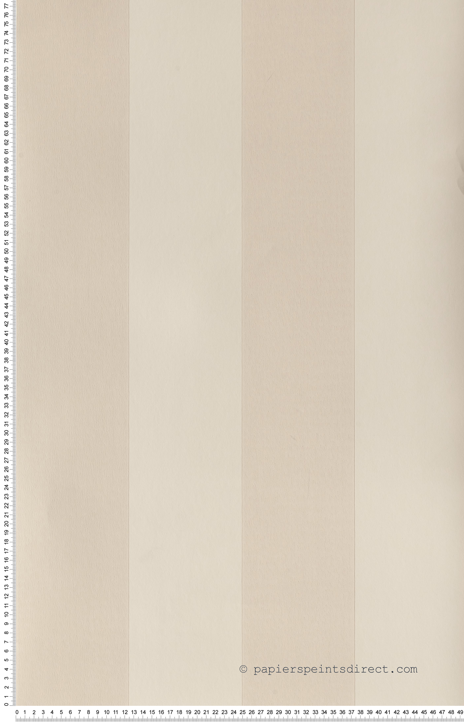 Larges rayures calcaire - Painted Papers de Little Greene