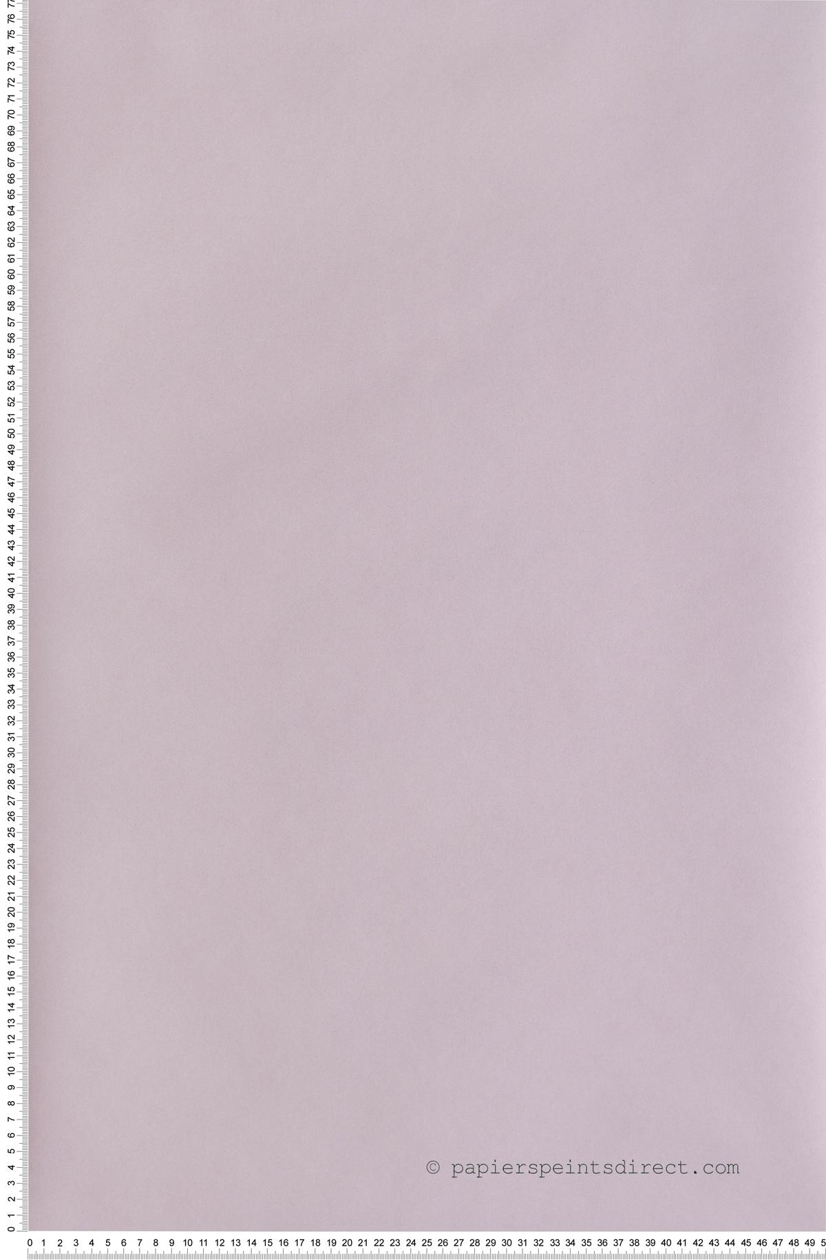 Peinture Blanche A Paillette uni paillettes parme - papier peint les aventures lutèce
