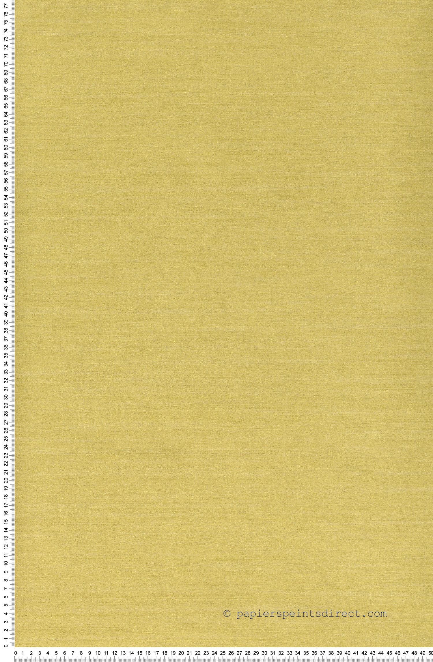Uni vert chartreuse - Papier peint 10ème Anniversaire de Casélio