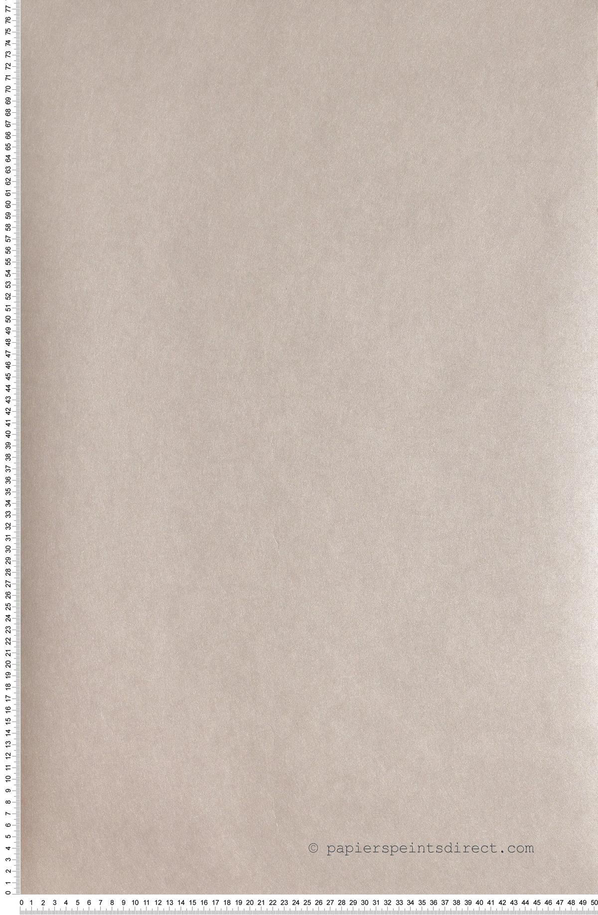 Uni Gris Tempête Divine - papier peint Casadéco