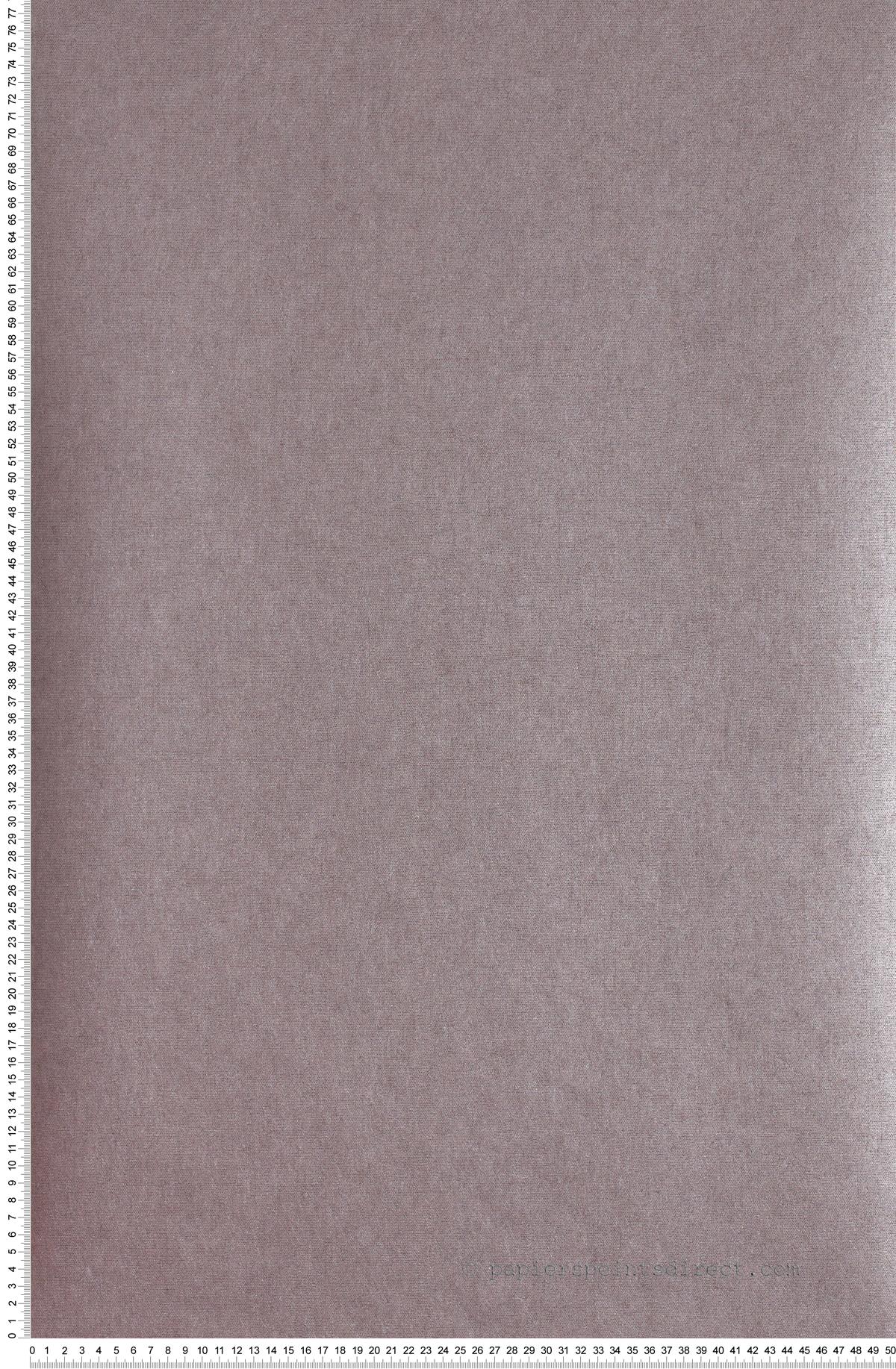 Uni Violet Divine - papier peint Casadéco