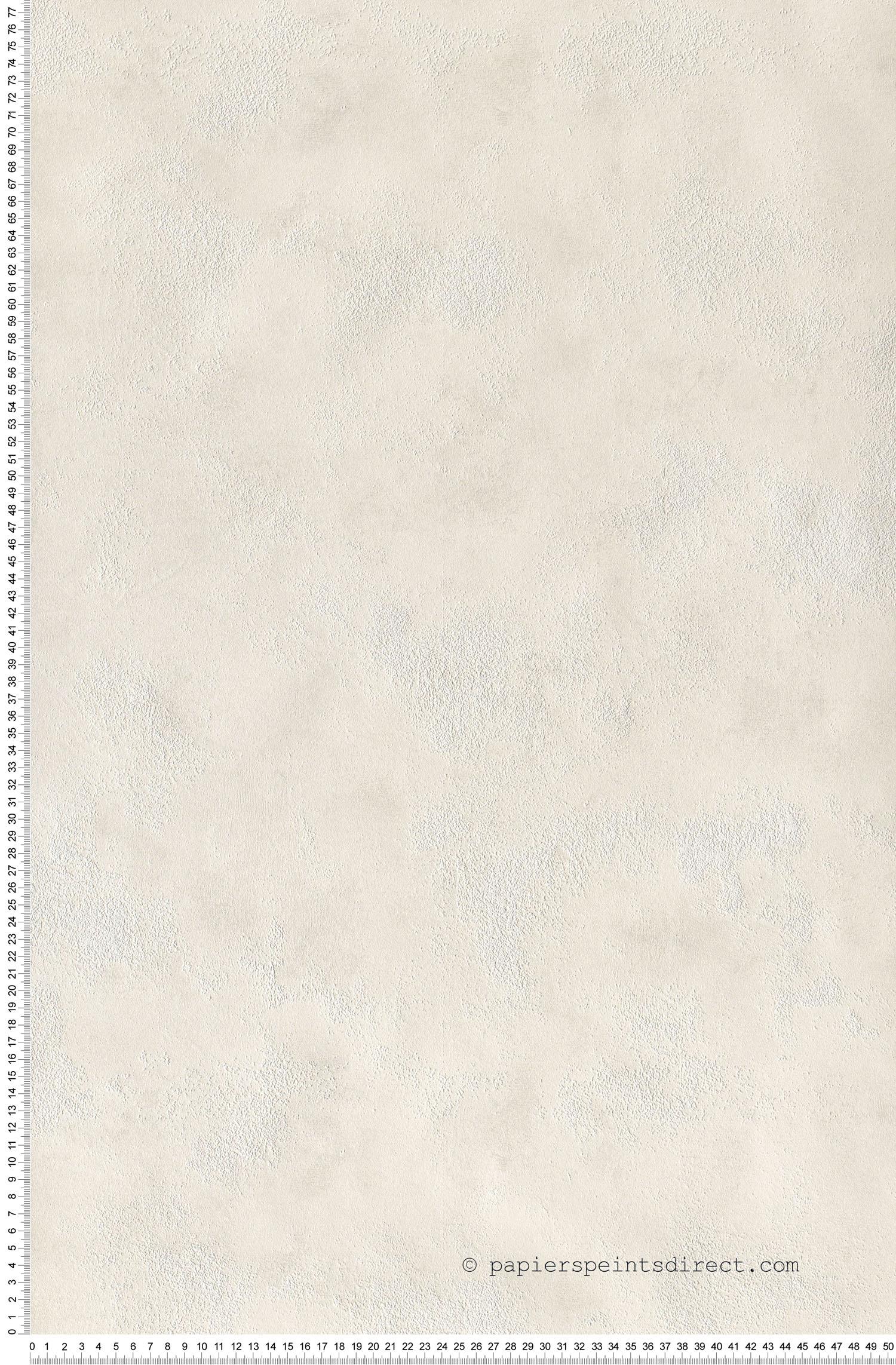 Taloché écru Papier Peint Aquamura De Lutèce