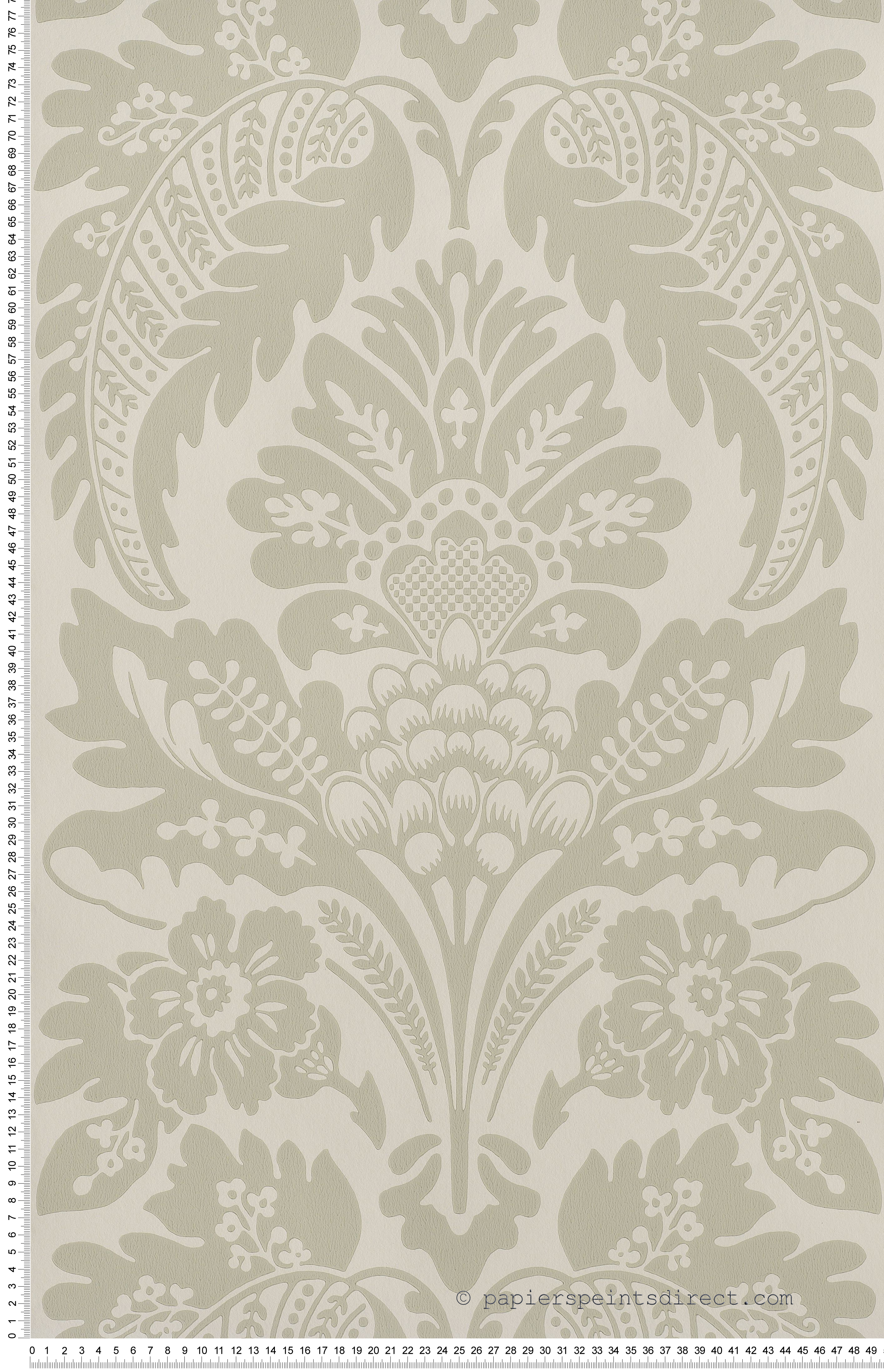 Wilton Acre - papier peint London Wallpapers III