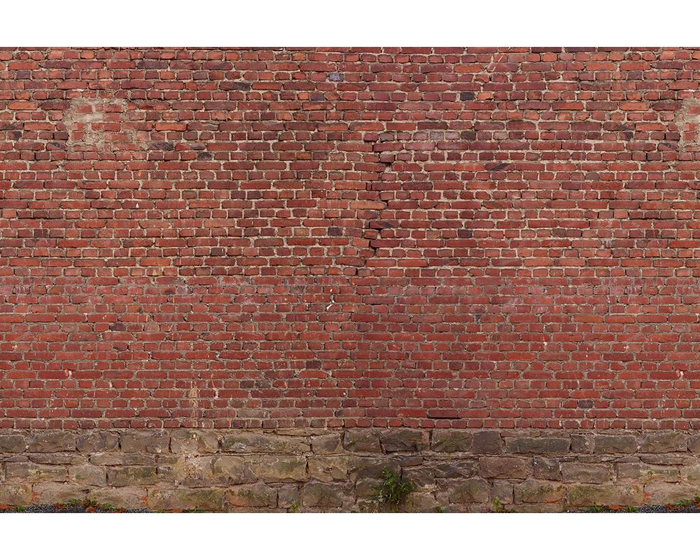 Mur de briques  - Papier peint XXL Digital Architects Paper