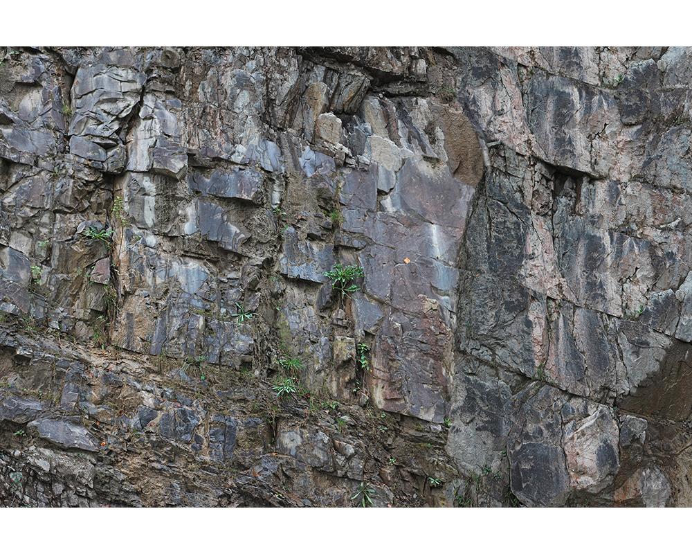 Mur de roches 2 - Papier peint XXL Digital Architects Paper
