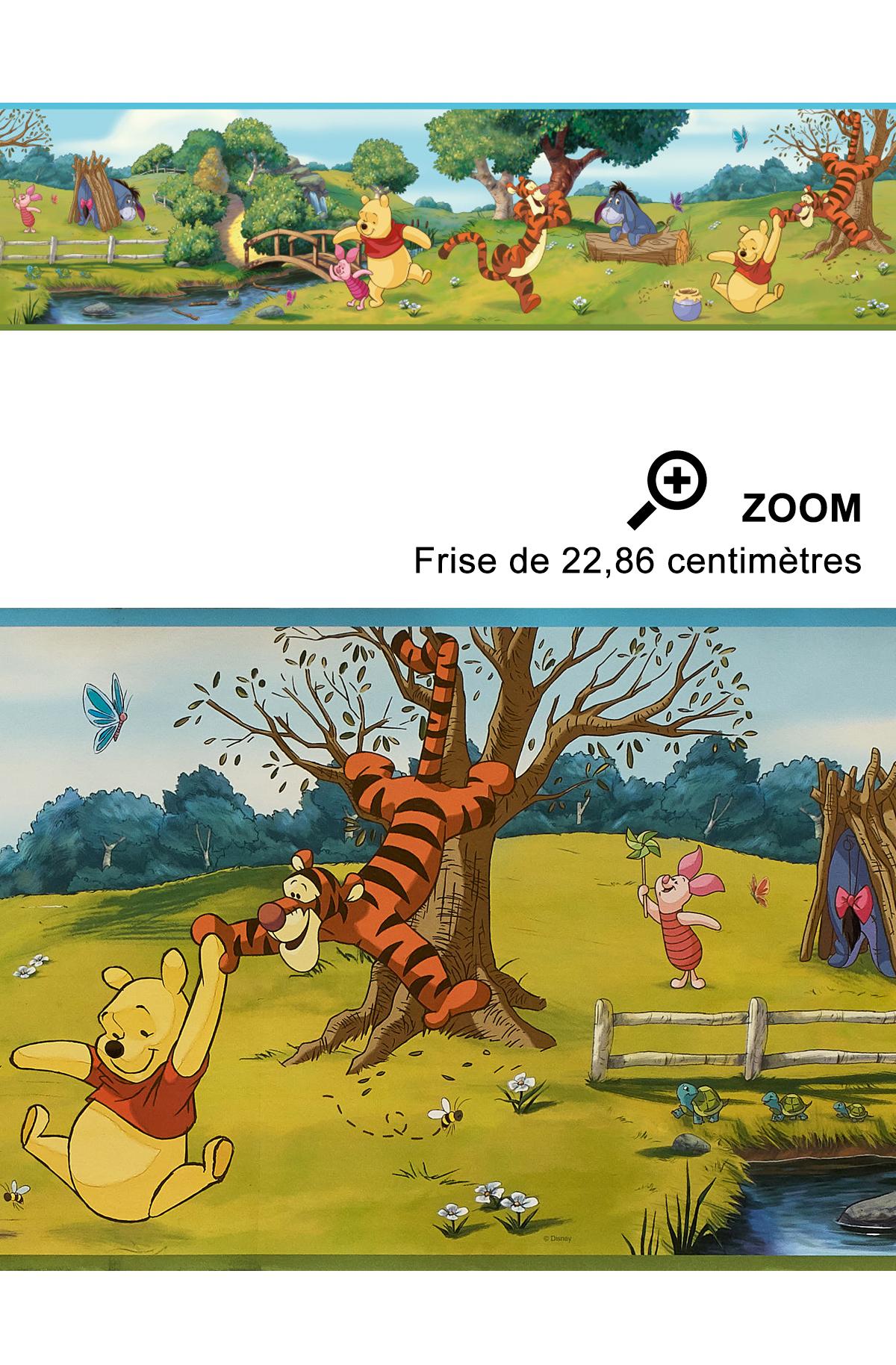 Frise Winnie l'Ourson - Disney de Lutèce | Réf. LTC-DS7765BD