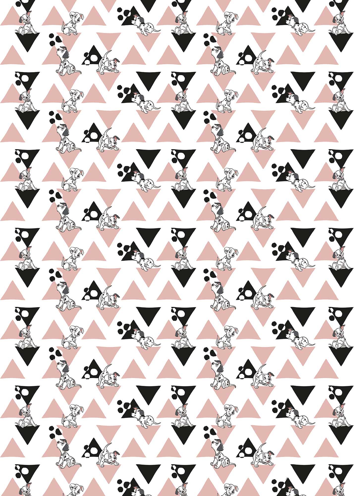 Papier peint enfant Disney 101 Dalmatiner Angles - Papier peint panoramique Komar