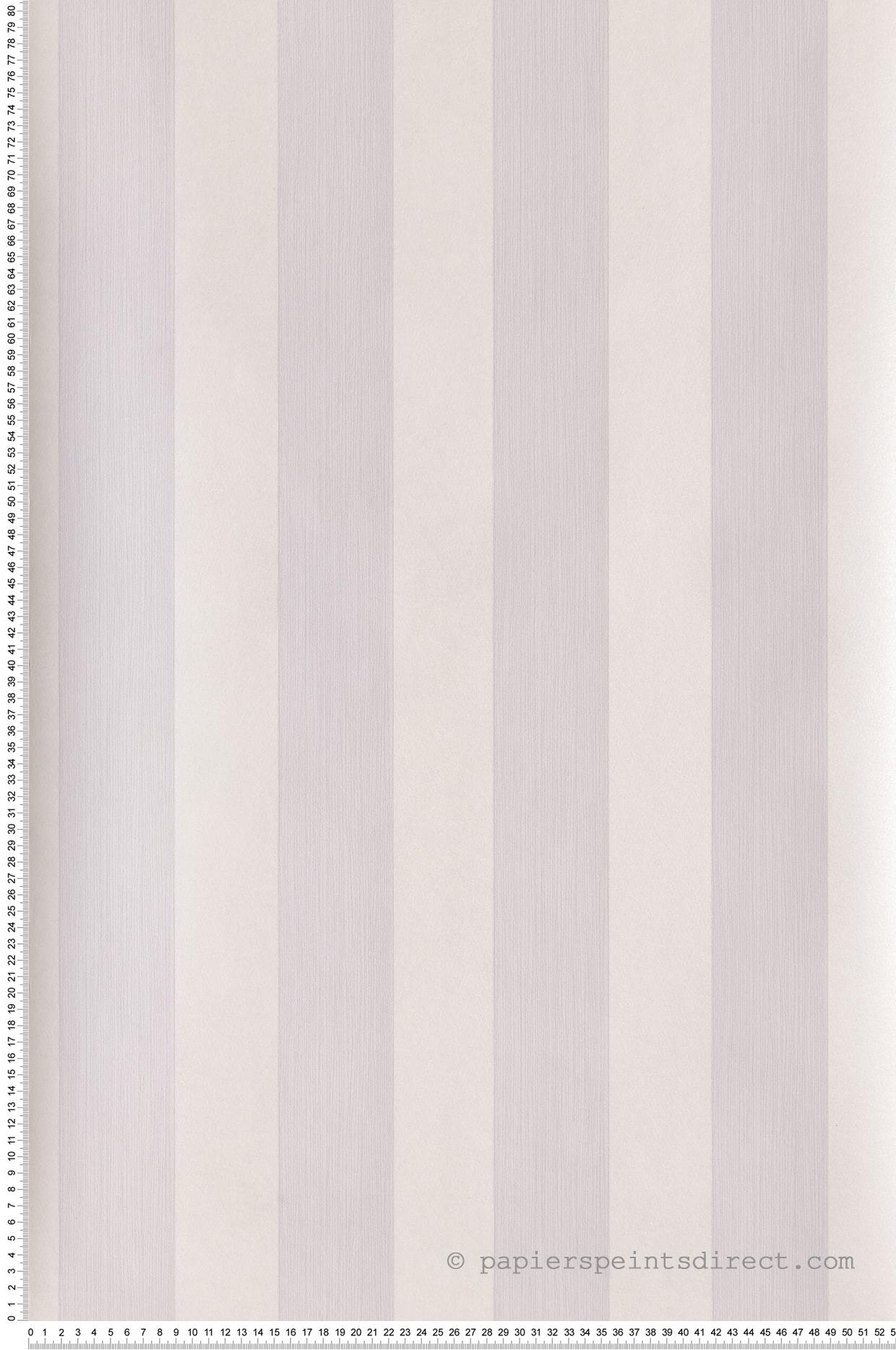 Papier Peint A Rayure Gris Et Blanc papier peint rayures gris grège-blanc - hamptons de montécolino