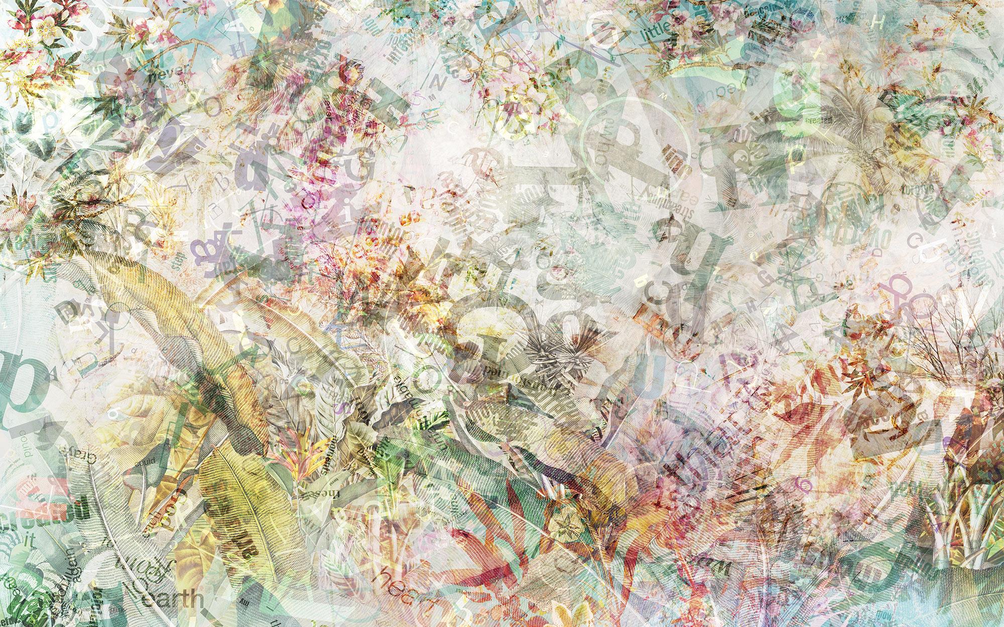 Panoramique Stories - Papier peint Komar