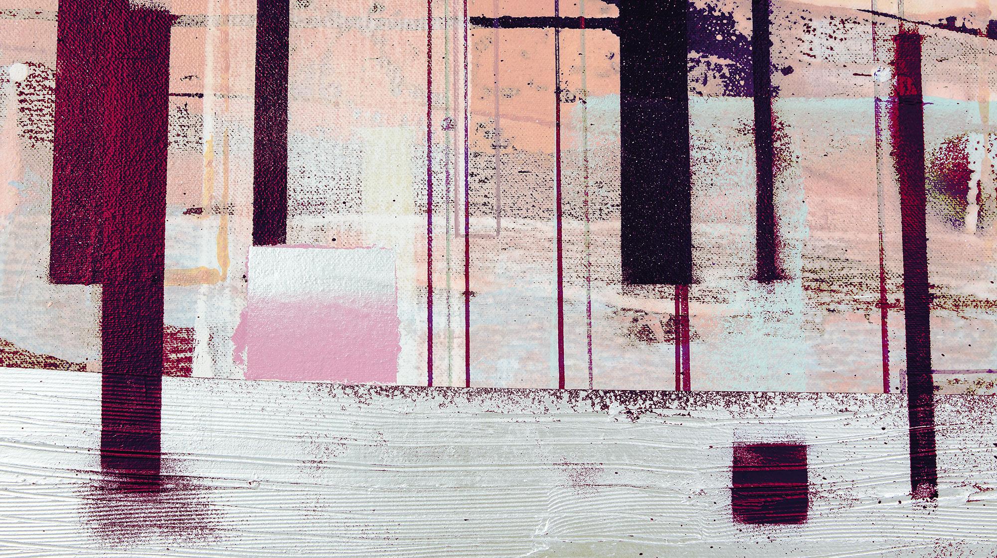 Panoramique Horizon Blazing - Papier peint Komar