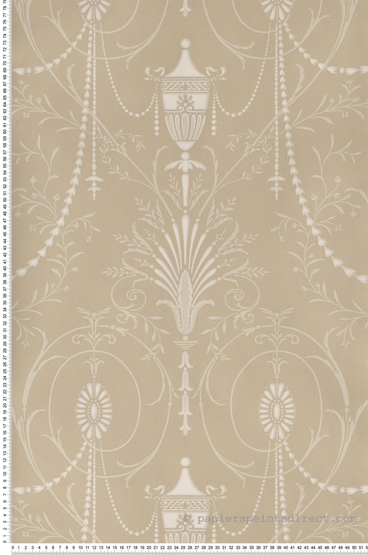 London Wallpapers II, Marlborough, référence : 0273MACHAMP