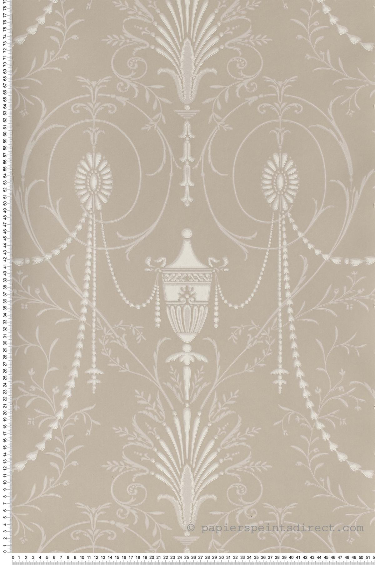 London Wallpapers II, Marlborough, référence : 0273MAPURBE