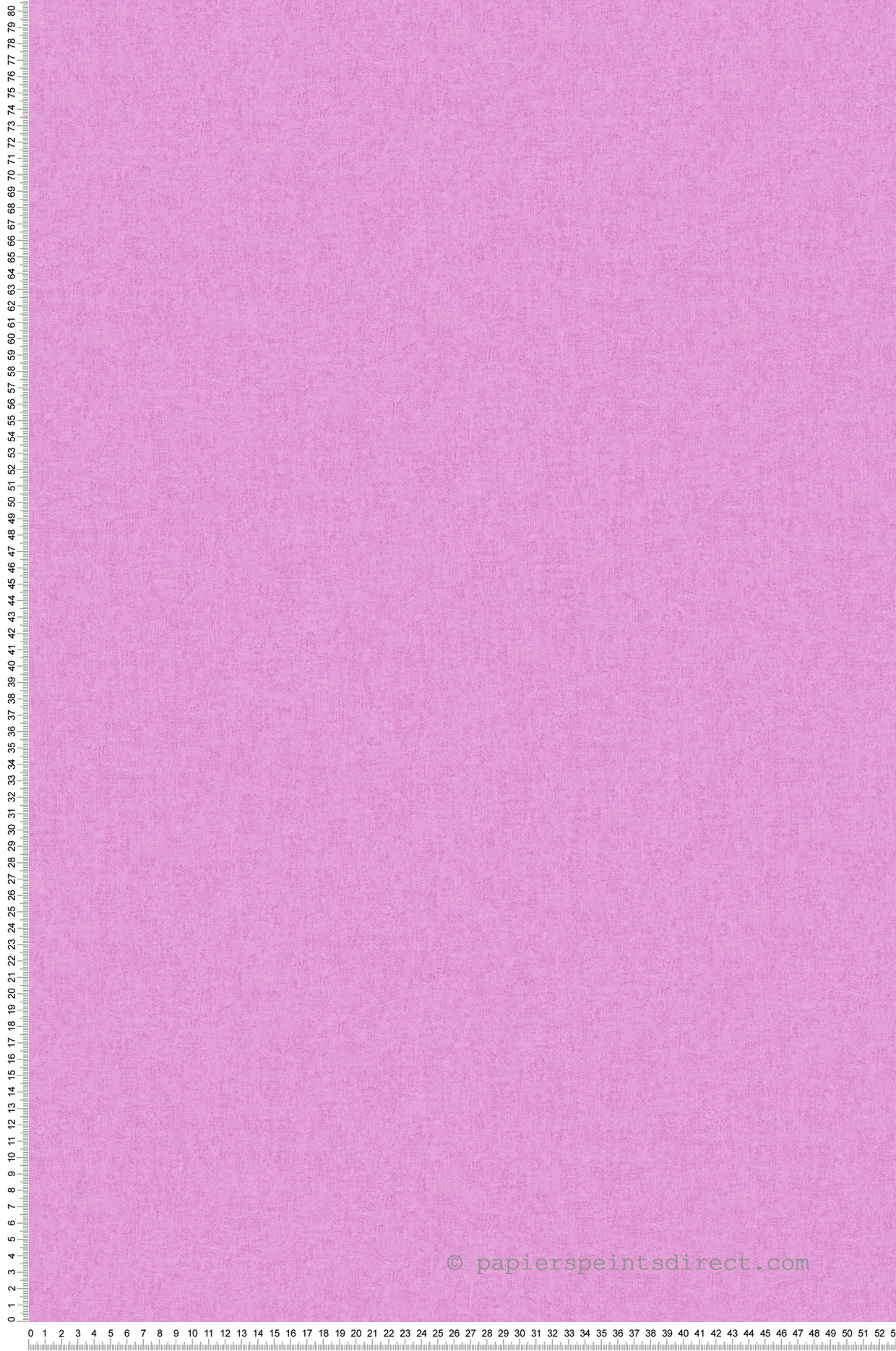 Papier peint uni rose fuchsia - Little Stars AS Création | Réf. SP04338