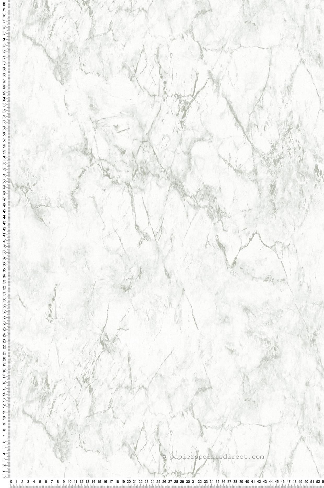 Papier peint Marbre blanc gris - New Studio 2.0 d'AS Création | Réf. SP14736