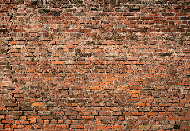 Mur En Brique Rouge panoramique mur briques rouges - virtual wall 2 de montécolino
