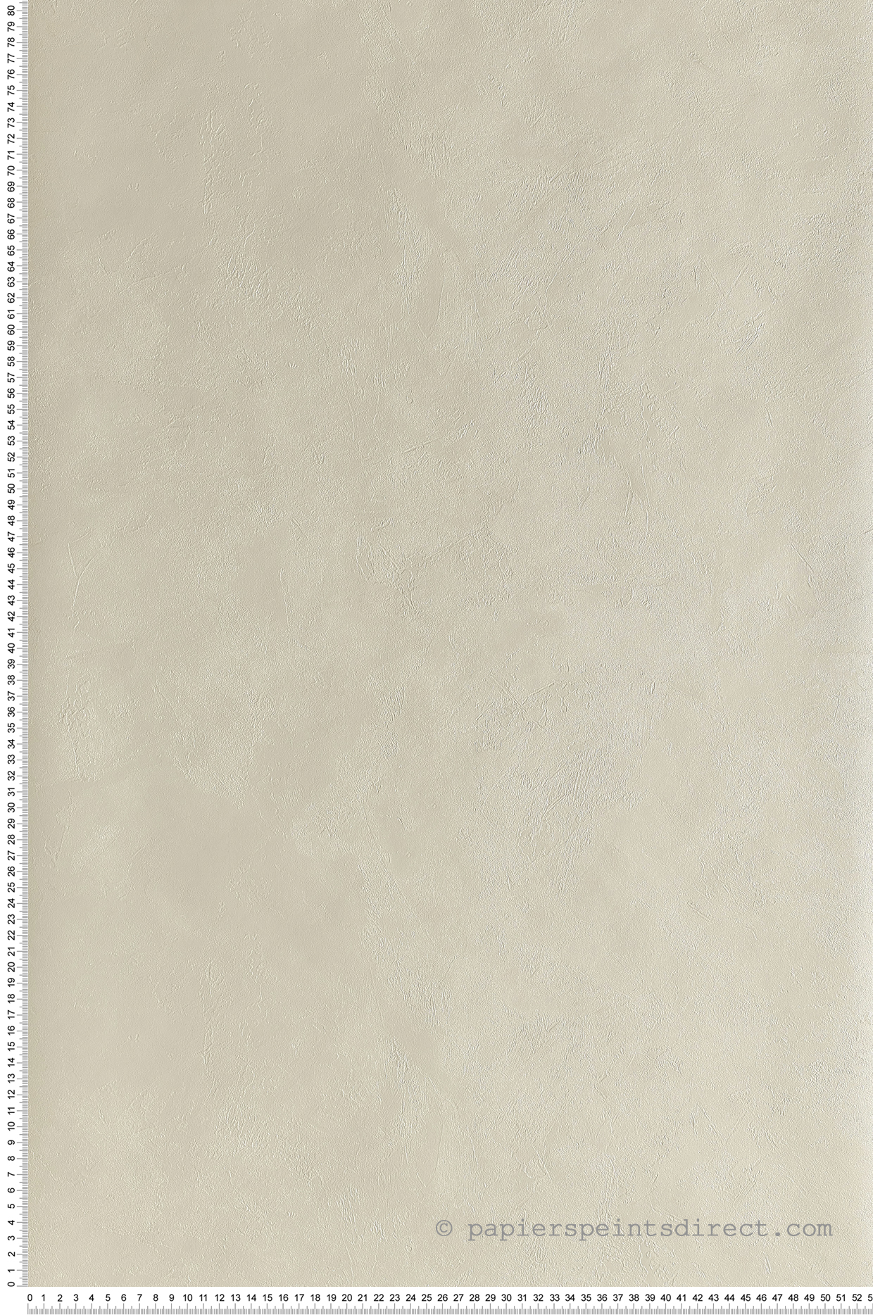 Papier peint Effet béton blanc irisé - Patine de Casélio   Réf. PAI100221000