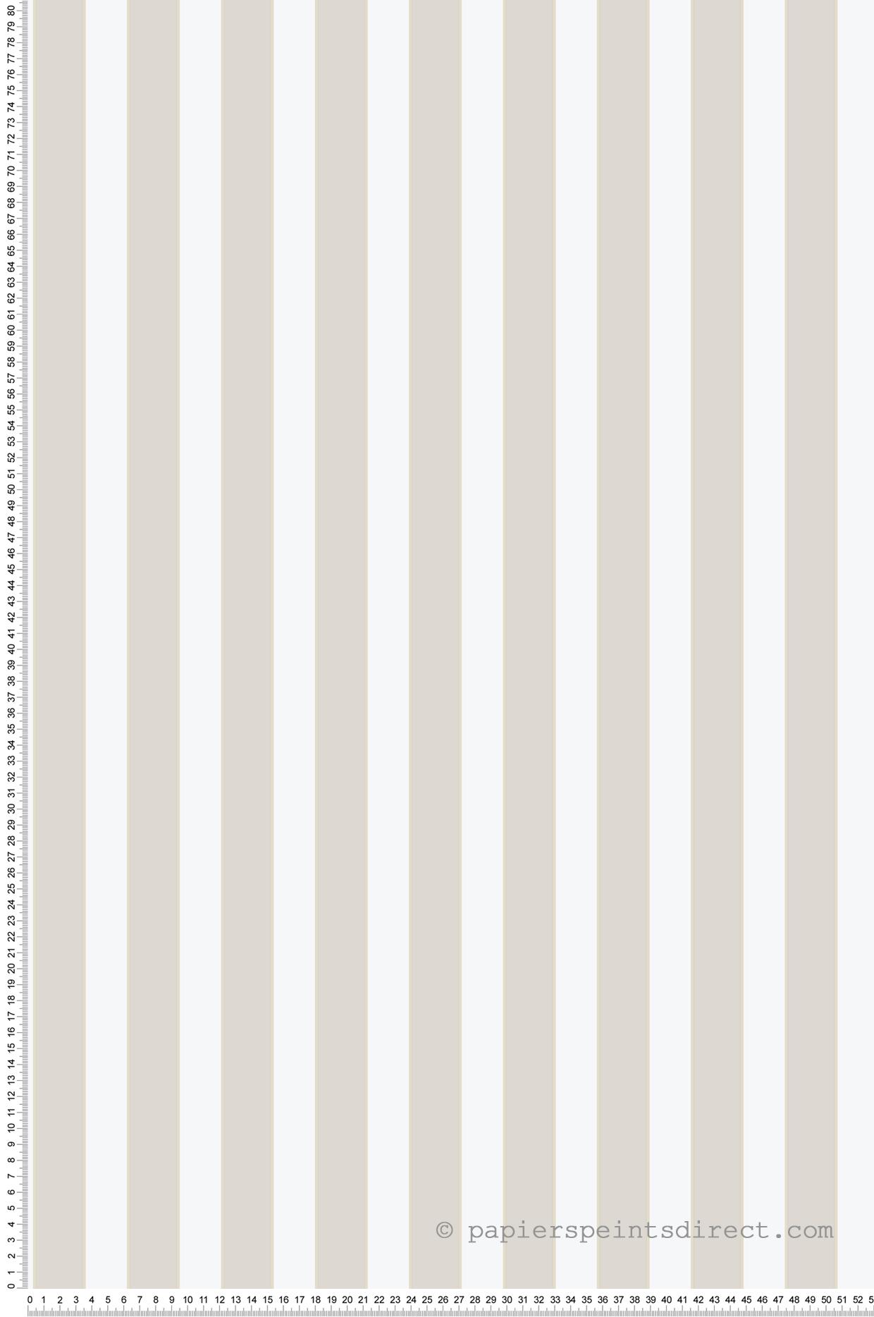 Papier Peint A Rayure Gris Et Blanc papier peint rayures gris blanc - style cuisine 3 de lutèce