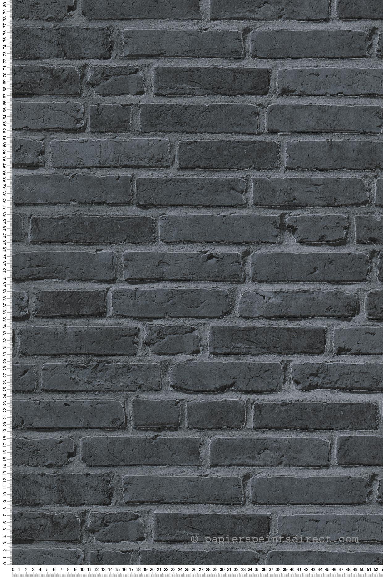 100 Remarquable Conseils Mur En Brique Gris Anthracite