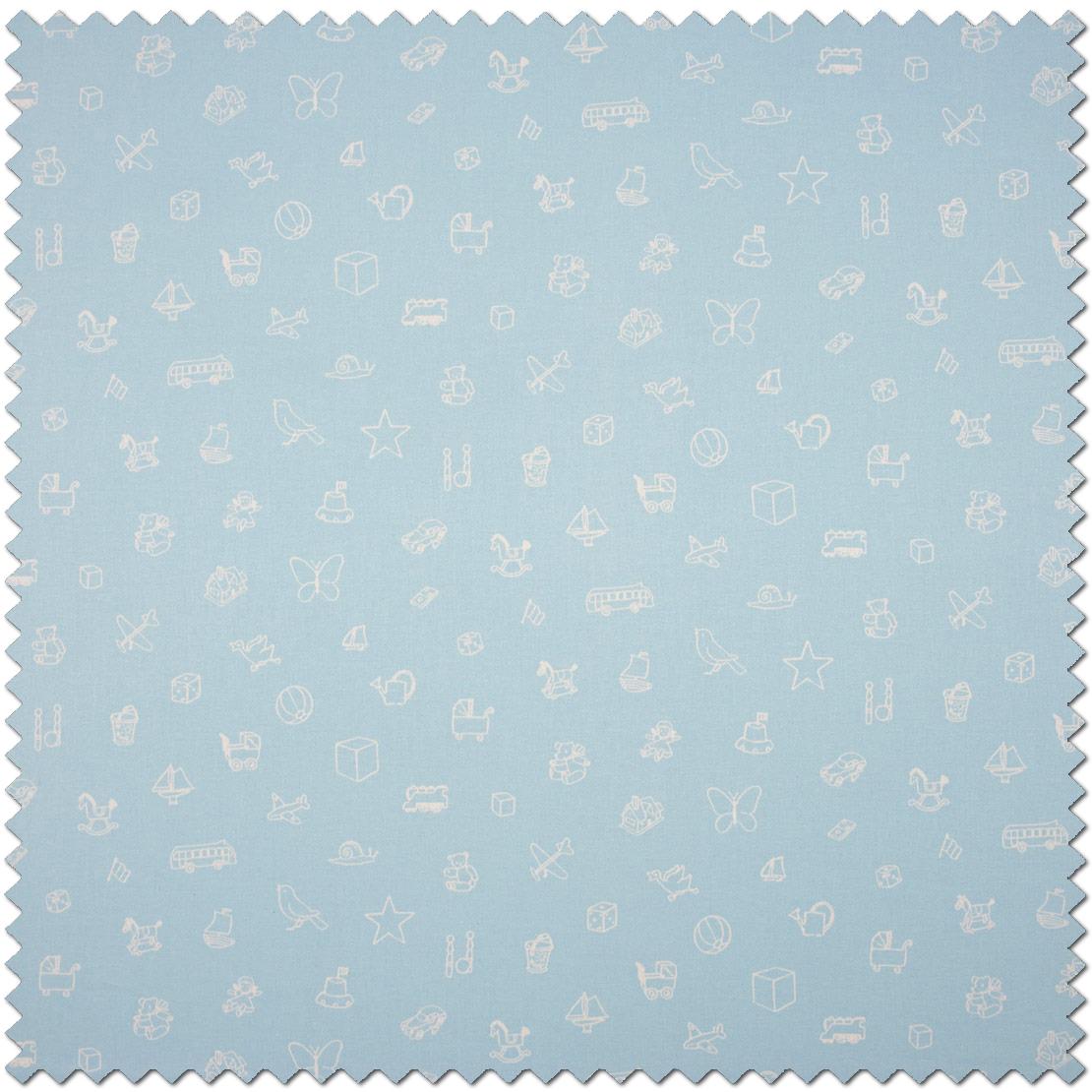 Tampons bleu - Collection Douce nuit de Casadéco