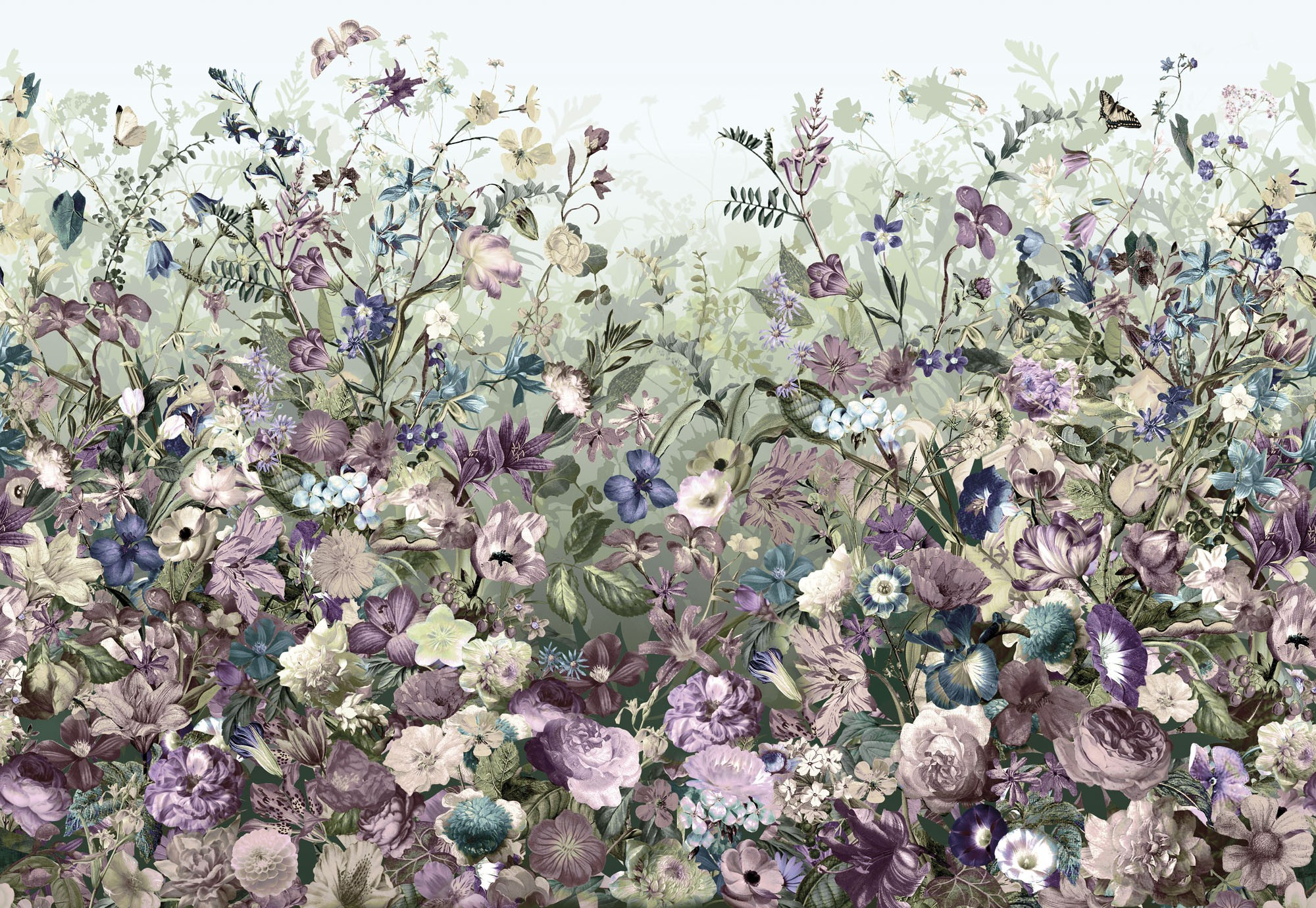 Botanica - Papier peint XXL Komar